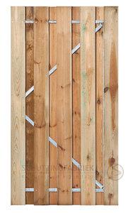 Tuinpoort, Tuindeur Robuust plankdikte 16 mm