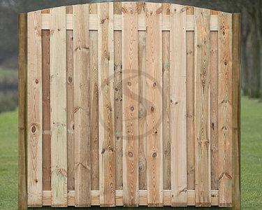 Toogscherm Eindhoven plankdikte 16 mm, 19 planken